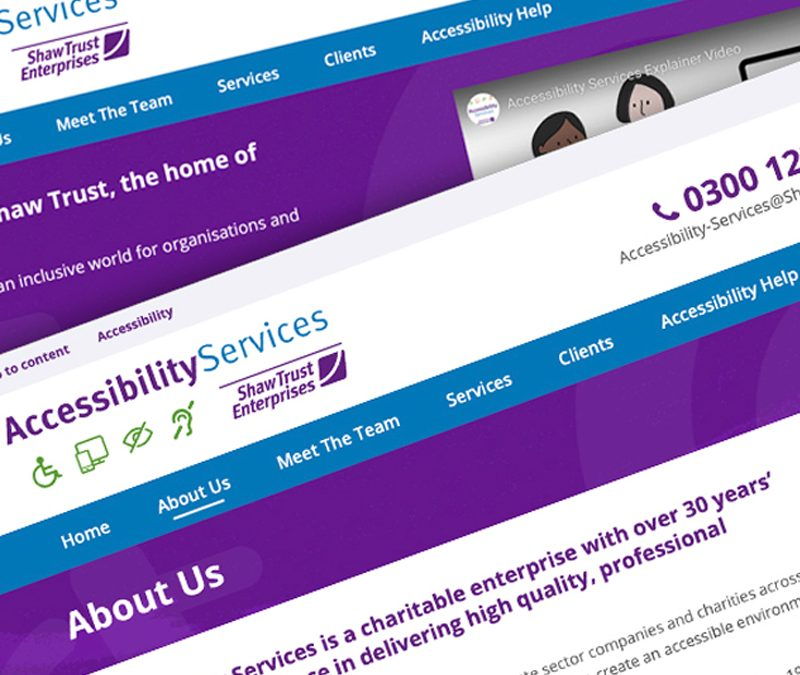 Helping Accessibility Services increase its bottom line